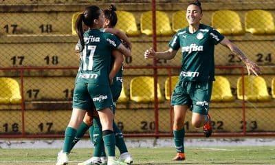 Palmeiras - Inter - Campeonato Brasileiro Feminino