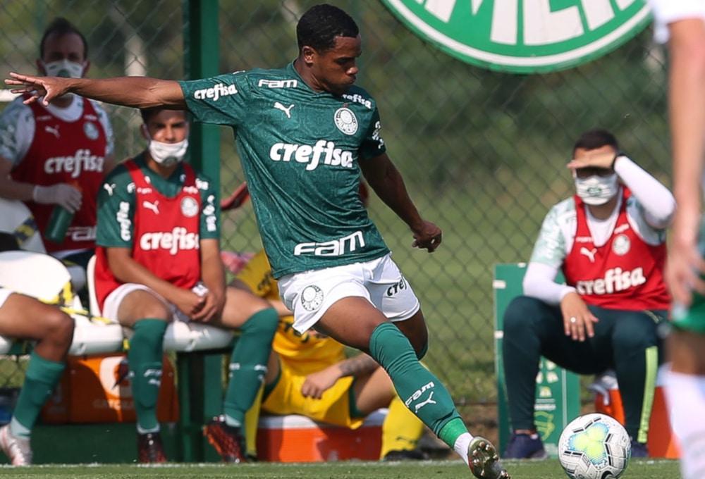 Palmeiras Brasileiro Sub-20 Cruzeiro Ao vivo