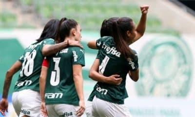 Palmeiras - Realidade Jovem - Paulista Feminino