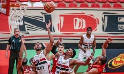 São Paulo x Liga Sorocabana- Paulista Masculino de basquete
