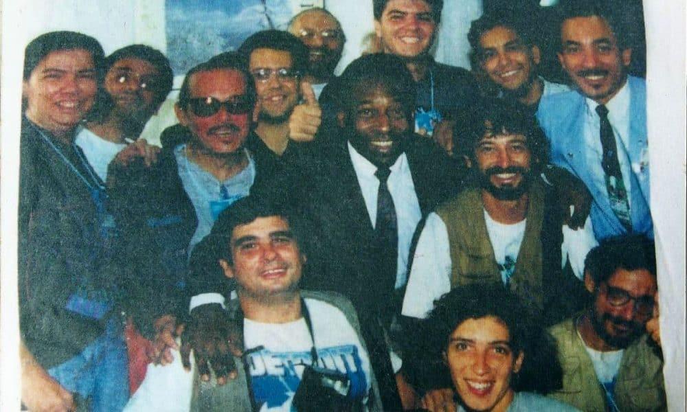 Pelé Pan de Mar del Plata-1995