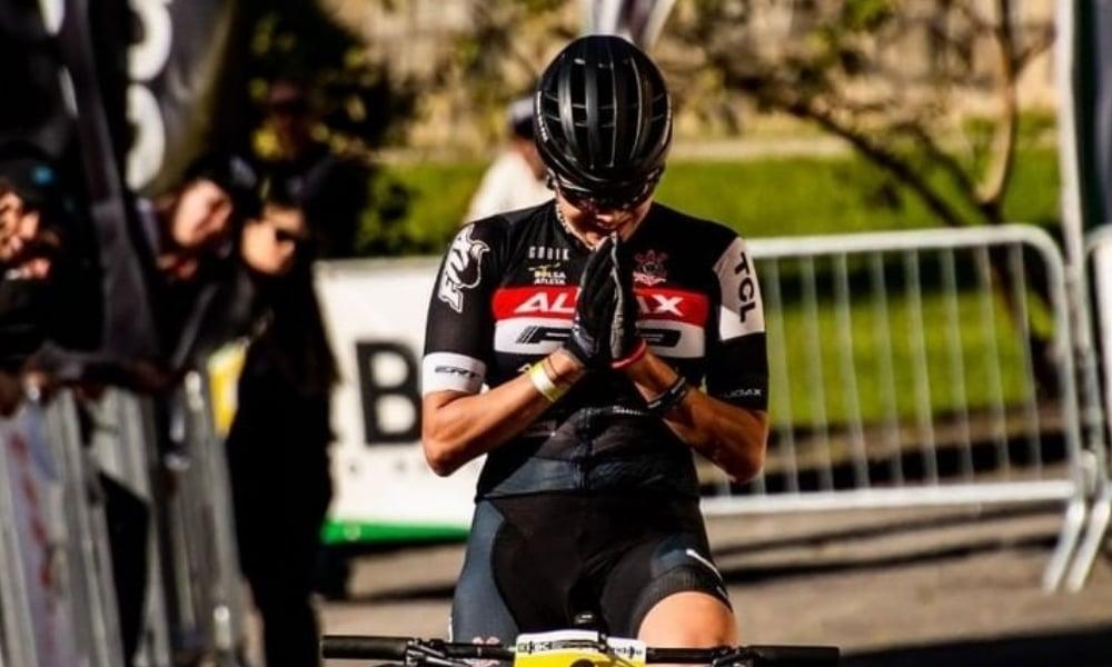 Raiza Goulão - Giuliana Morgen - Marcela Matos - Campeonato Brasileiro de mountain bike