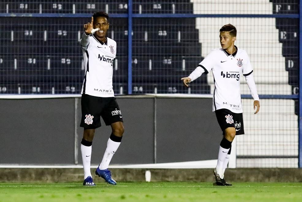 Nesse domingo (11), o Corinthians venceu o Bahia por 3 a 0 e pulou para 3º no Campeonato Brasileiro Sub-20; Palmeiras lidera o torneio