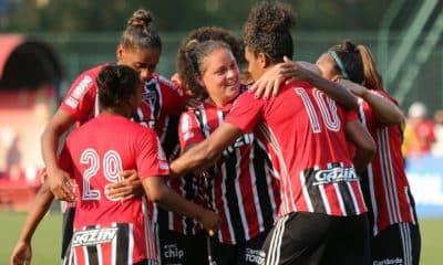 São Paulo Realidade Jovem Paulistão Feminino Ao vivo