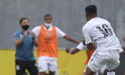Santos x Vasco - Brasileiro Sub-20 de futebol