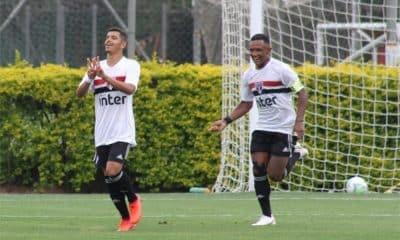 Campeonato Brasileiro Sub-17 - São Paulo - Inter - Corinthians - Santos - Botafogo