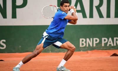 Thiago Monteiro - Roland Garros