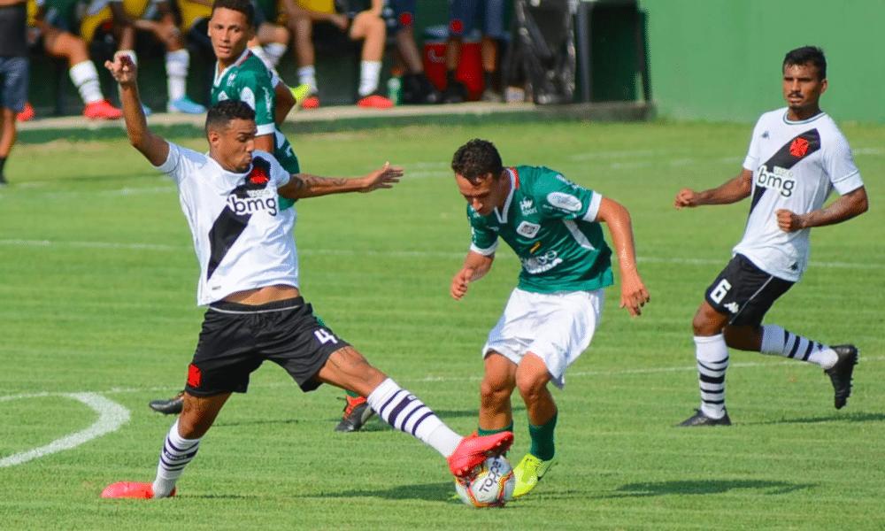 Vasco Copa do Brasil Sub-20 Trem Ao vivo