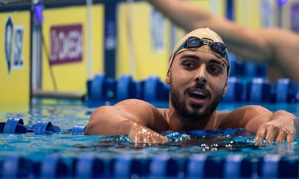 Vinicius Lanza 200m medley masculino