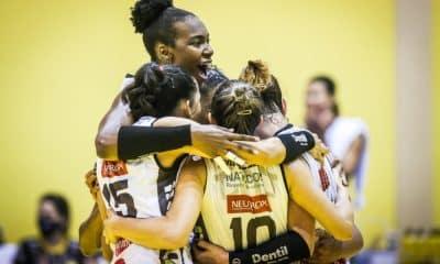 Praia Clube x Fluminense - Superliga feminina