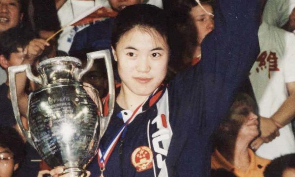 Wang Nan - Tênis de mesa