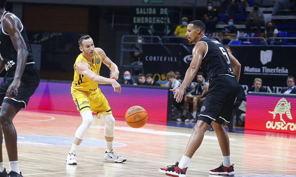 Huertas Tenerife Basketball CHampions League