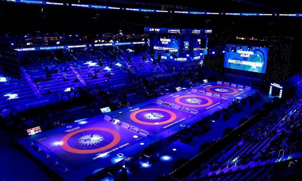 Wrestling agenda temporada torneios 2021 seletiva mundial sófia