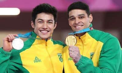 Arthur Nory Chico Barretto Jogos Pan-Americanos de Lima medalha volta aos treinos cirurgia