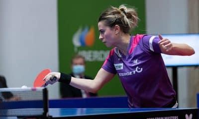 Bruna Takahashi final campeã Masters da Espanha tênis de mesa