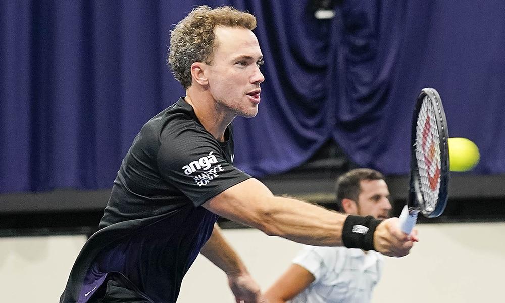 Bruno Soares Mate Pavic tênis duplas ATP 500 Viena