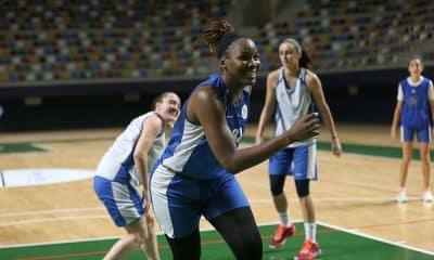 Clarissa Turquia basquete feminino campeonato turco liga turca Izmit Bedeliyespor