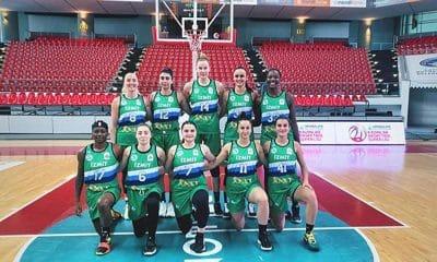 Clarissa dos Santos estreia Liga da Turquia de basquete feminino Izmit Belediyespor
