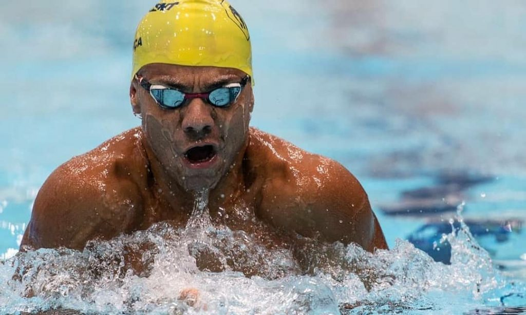 Felipe França natação isl Budapeste