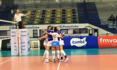Minas x São Paulo - Troféu Super Vôlei