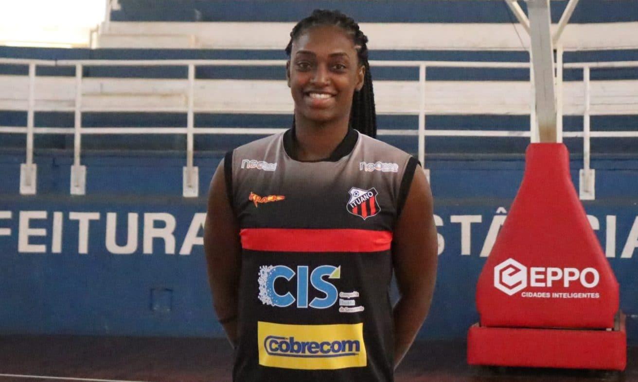 Joice Coelho Ituano Basquete reforço Campeonato Paulista de basquete