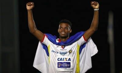 José Fernando Santana Balotelli Troféu Norte-Nordeste atletismo