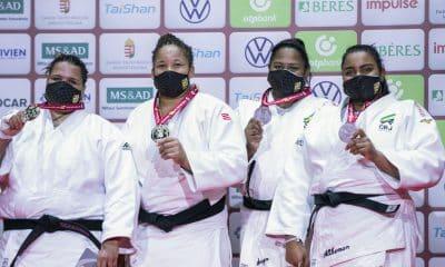 Maria Suelen Beatriz Souza Grand Slam Budapeste