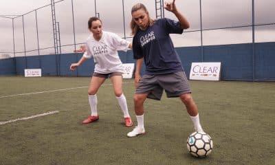Marta videoaulas Bora Jogar futebol feminino