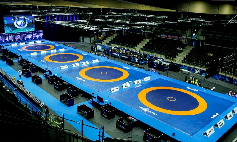 A United World Wrestling aprovou nessa segunda-feira (12) os planos para a realização do Campeonato Mundial de Wrestling em Belgrado, na Sérvia