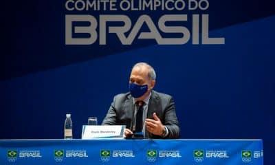 Paulo Wanderley presidência COB Comitê Olímpico do Brasil