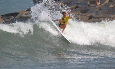 praia do surfe jogos olímpicos vídeo Shisashita Tsurigasaki Beach