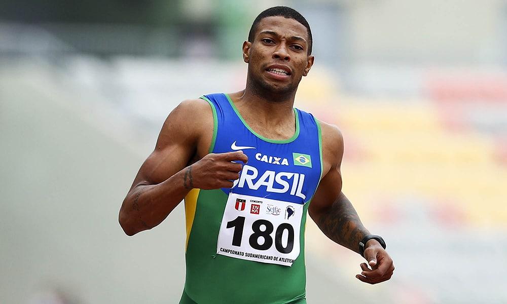 Rodrigo Nascimento Troféu Norte-Nordeste atletismo