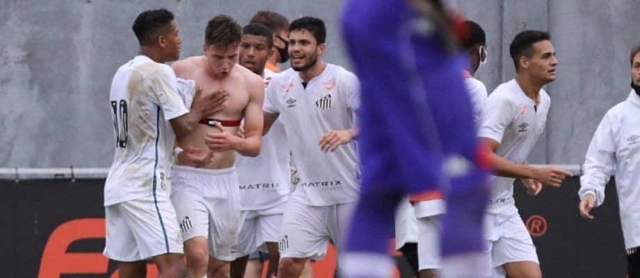 Santos bate o Vasco com gol no final na sexta rodada