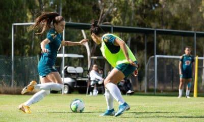 Giovanna Jucinara seleção feminina de futebol treinos portugal