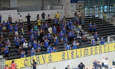 Trentino Lucarelli público vôlei italiano Itália