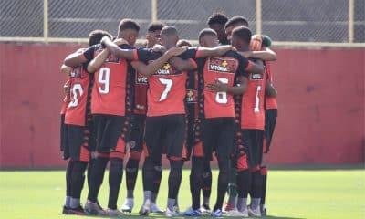 Vitória e Ceará - Vitória Sub-20 - Ceará Sub-20 - Campeonato Brasileiro Sub-20
