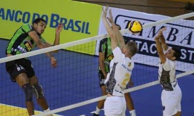 América-MG venceu a primeira na Superliga na última rodada