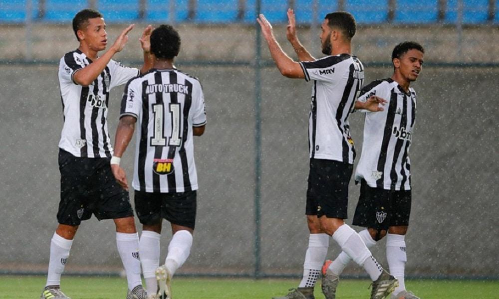Atlético-MG x Goiás - Brasileiro Sub-20