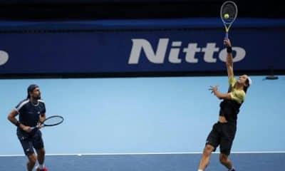 Marcelo Melo e Kubot estreiam com pé esquerdo no ATP Finals