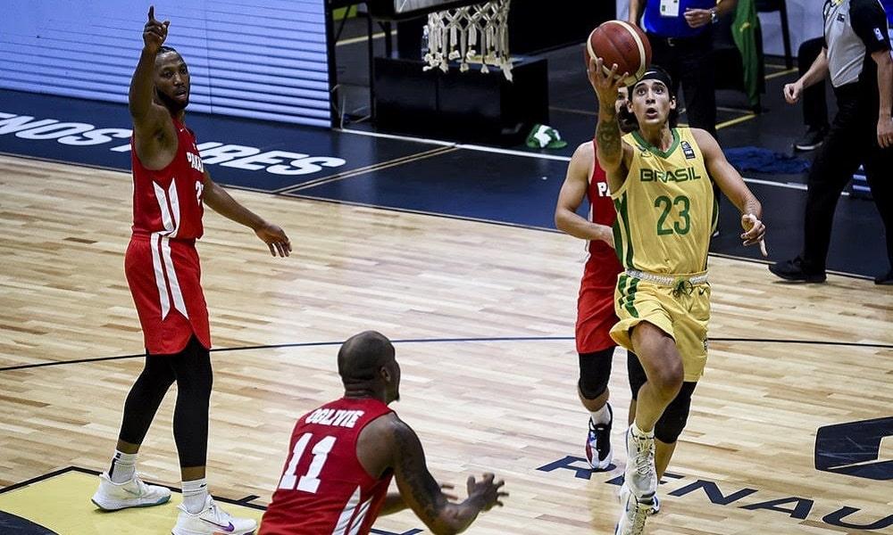 Caio Pacheco foi o cestinha do jogo com 16 pontos