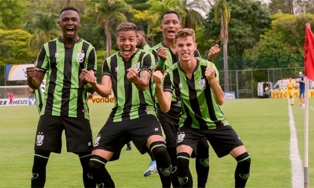 Botafogo - América-MG - Campeonato Brasileiro Sub-20