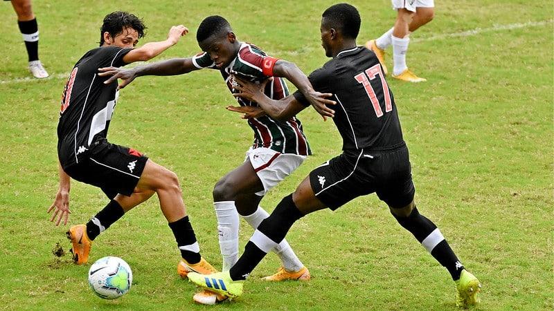 Vasco x Fluminense Brasileiro sub-17