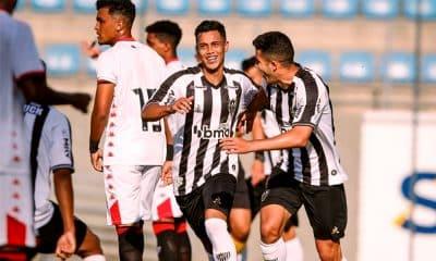 Atlético-MG - Corinthians - Botafogo - Campeonato Brasileiro Sub-20
