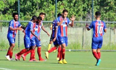 Bahia - Chapecoense - Campeonato Brasileiro Sub-20 copa do brasil