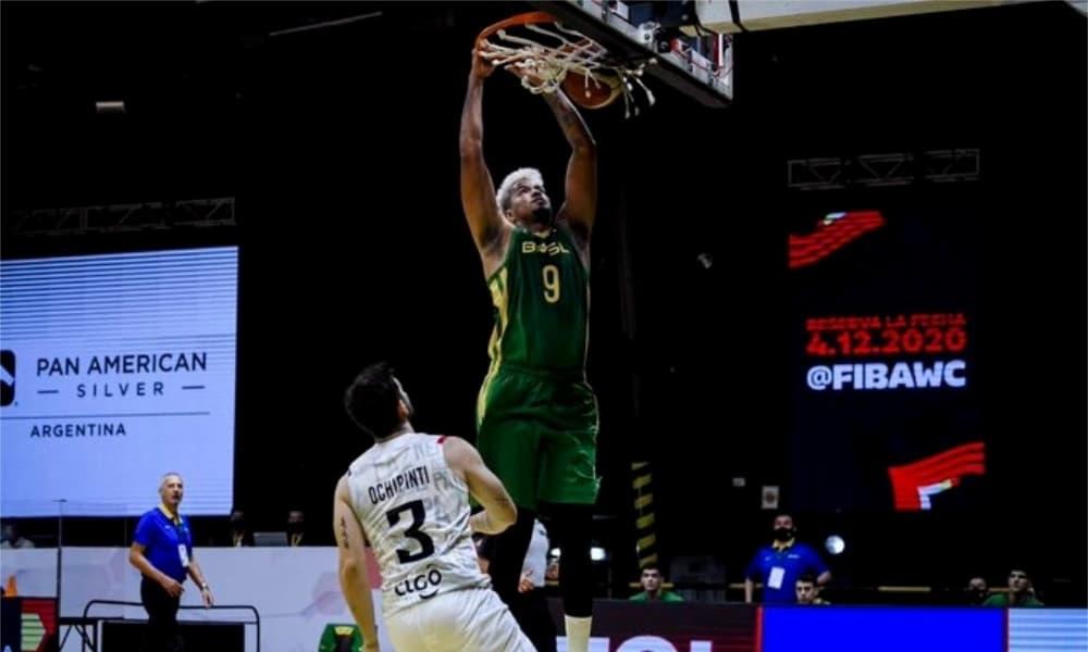 AmeriCup - Brasil - Seleção brasileira de basquete
