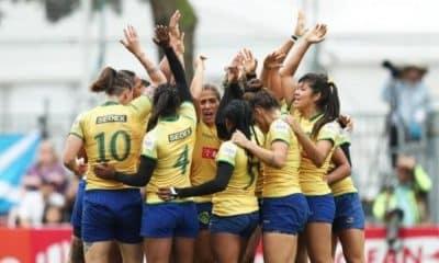 Yaras - Sul-Americano de rúgbi sevens - Baby Futuro