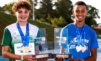 Orcampi - Brasileiro Sub-18 de atletismo