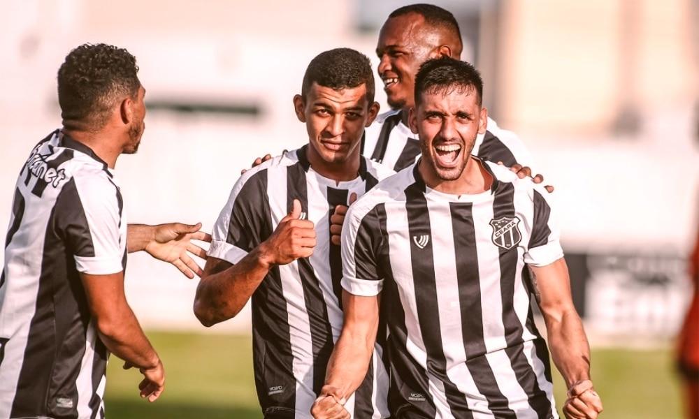 ceará brasileiro futebol cruzeiro sub-20