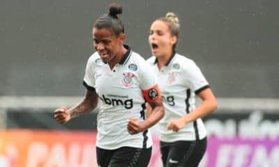 Santos x Corinthians - Brasileiro feminino