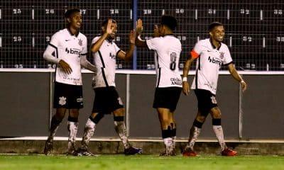 Corinthians x Fluminense - Brasileiro Sub-20